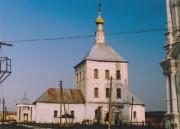 Церковь Николая Чудотворца - Погост - Касимовский район - Рязанская область