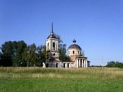 Церковь Троицы Живоначальной - Погост (Ежесельга) - Подпорожский район - Ленинградская область