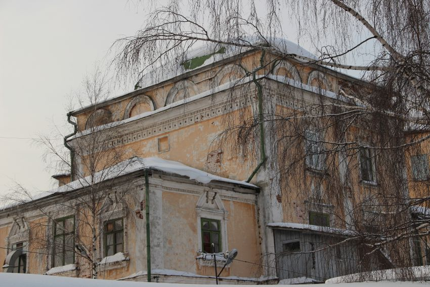Церковь Кирилла Белозерского, Вологда