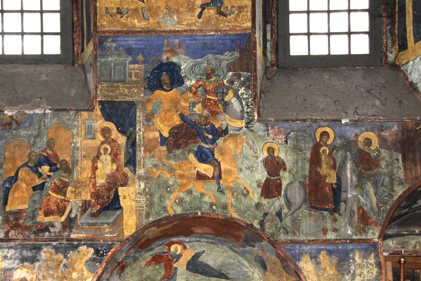 Церковь Усекновения главы Иоанна Предтечи в Рощенье, Вологда