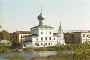 Церковь Спаса Преображения во Фрязинове - Вологда - г. Вологда - Вологодская область