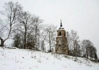 Церковь Николая Чудотворца на Валухе - Прилуки - г. Вологда - Вологодская область