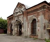 Церковь Воздвижения Креста Господня - Ярославль - г. Ярославль - Ярославская область