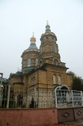 Пятигорск. Лазаря Четверодневного при старом городском кладбище, церковь
