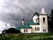Церковь Троицы Живоначальной-Бёхово-Заокский район-Тульская область-uchazdneg