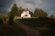 Церковь Троицы Живоначальной-Бёхово-Заокский район-Тульская область-Victor Voronkov