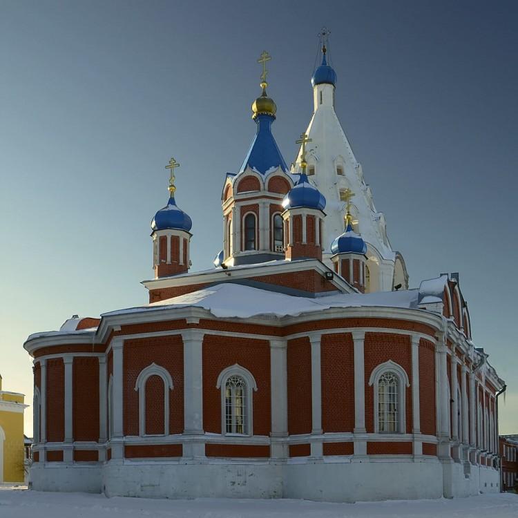 Церковь Тихвинской иконы Божией Матери, Коломна