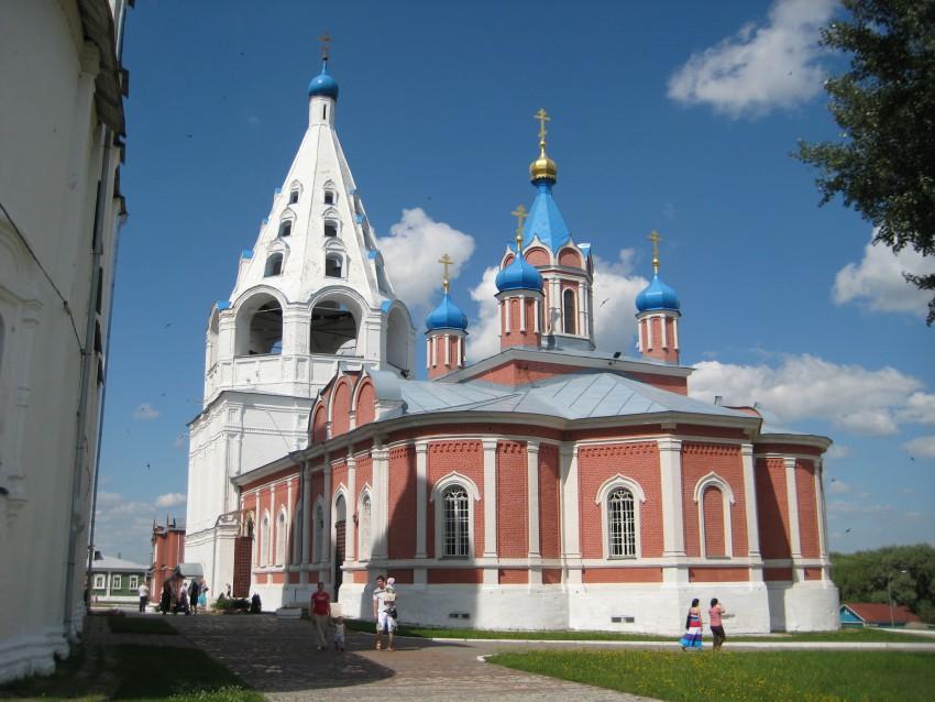 Церковь Тихвинской иконы Божией Матери в г. Коломна