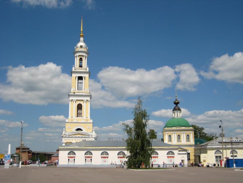 Церковь апостола и евангелиста Иоанна Богослова в г. Коломна