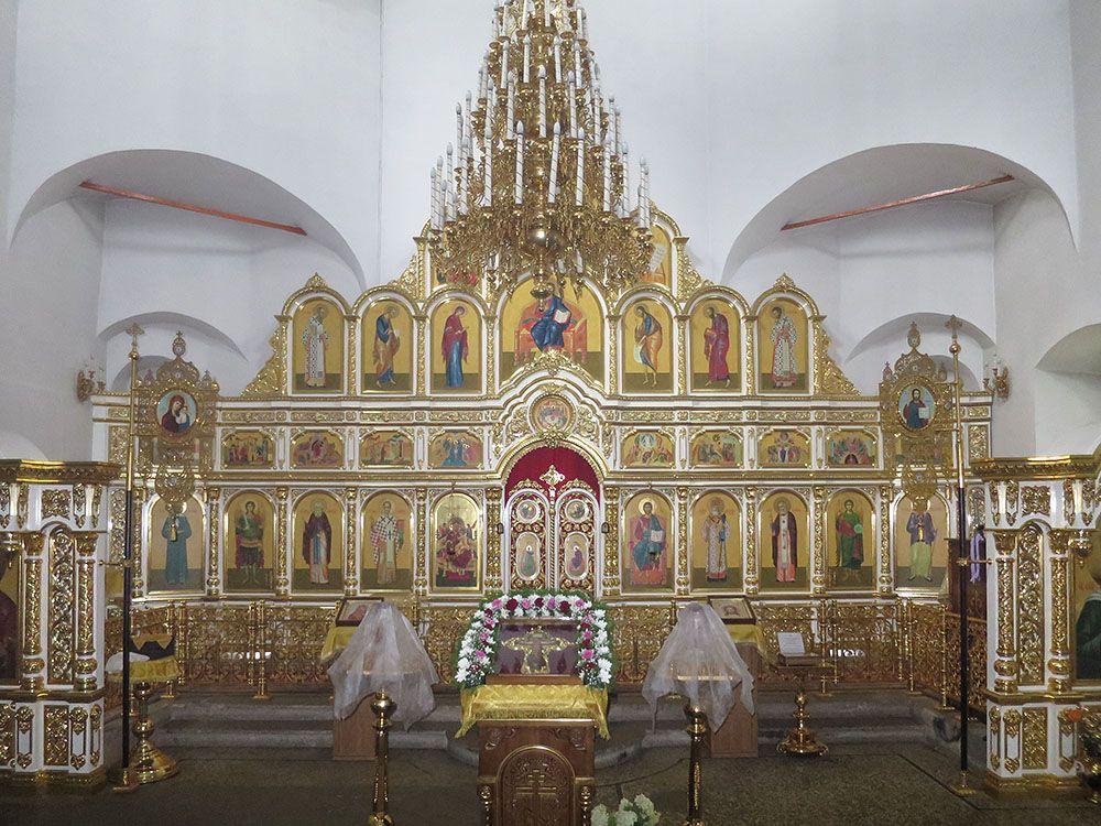 Собор Рождества Христова, Верея