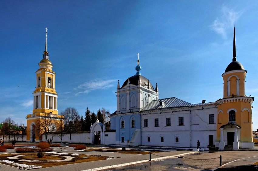 Ново-Голутвин монастырь, Коломна