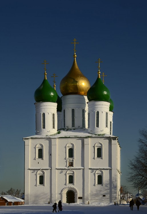 Собор Успения Пресвятой Богородицы, Коломна