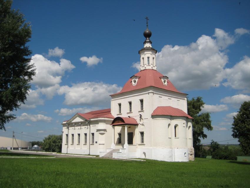 Церковь Обновления Храма Воскресения Христова (Воскресения Словущего) в г. Коломна