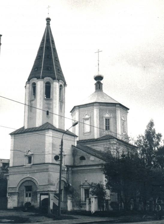Церковь Троицы Живоначальной, Тверь