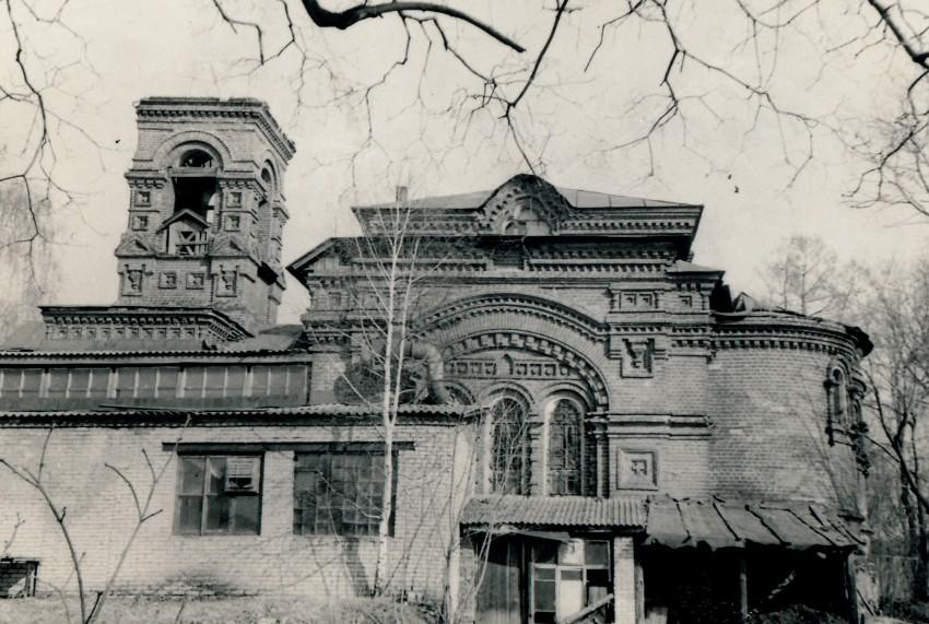 Церковь Покрова Пресвятой Богородицы, Осеченки
