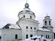 Церковь Андрея Стратилата - Белая Колпь - Шаховской район - Московская область