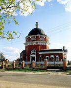 Церковь Иверской иконы Божией Матери - Растуново - Домодедовский район - Московская область