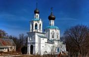Церковь Смоленской иконы Божией матери - Кривцы - Раменский район - Московская область