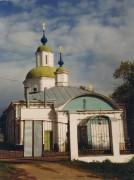 Церковь Воздвижения Креста Господня - Татаринцево - Раменский район - Московская область