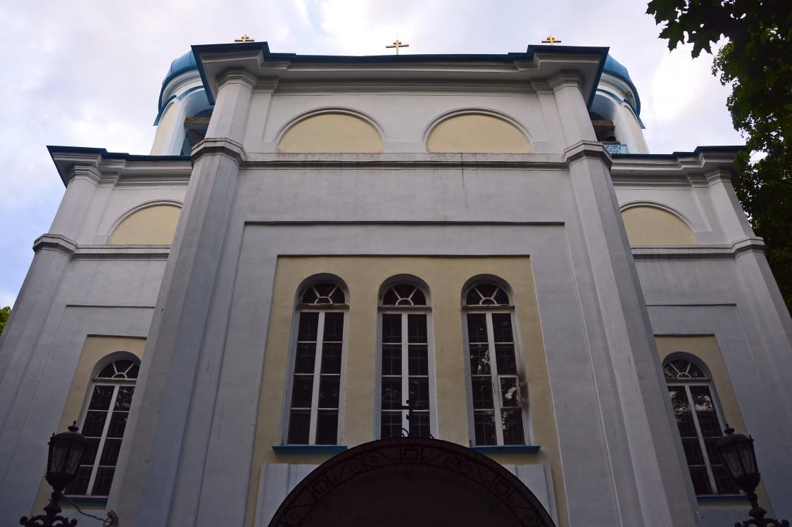 Собор Воздвижения Креста Господня, Петрозаводск