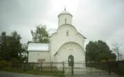 Церковь Успения Пресвятой Богородицы на Волотовом поле - Волотово - Новгородский район - Новгородская область