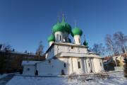 Церковь Николая Чудотворца на Меленках - Ярославль - г. Ярославль - Ярославская область