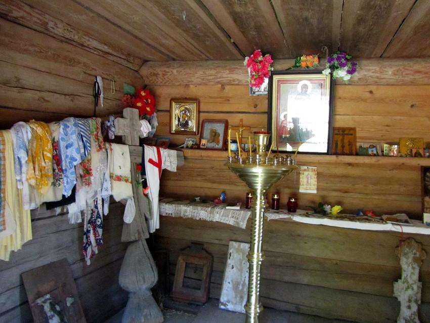Часовня Кирика и Иулитты, Филипповская (Почозеро)