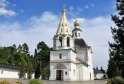 Церковь Успения Пресвятой Богородицы - Успенское - Одинцовский район, г. Звенигород - Московская область