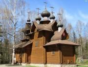 Церковь Сергия Радонежского - Сертолово - Всеволожский район - Ленинградская область