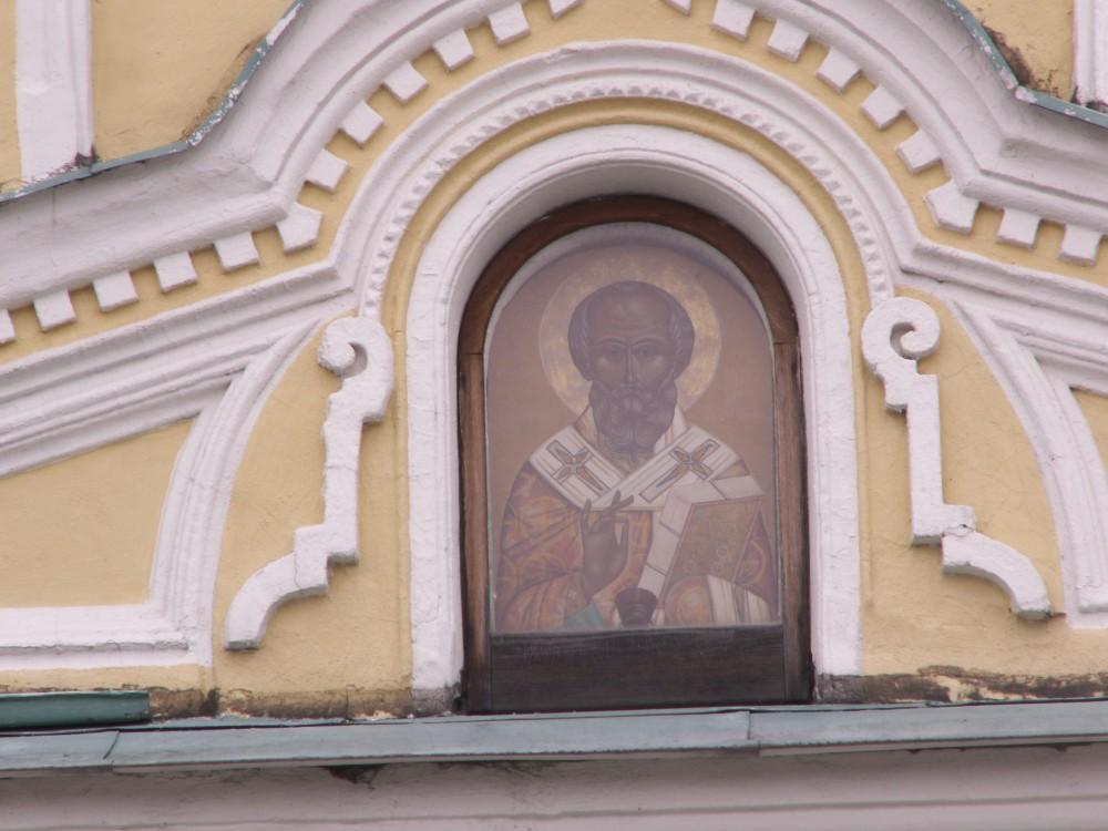 Церковь Николая Чудотворца, Николо-Павловское (Шайтанка)