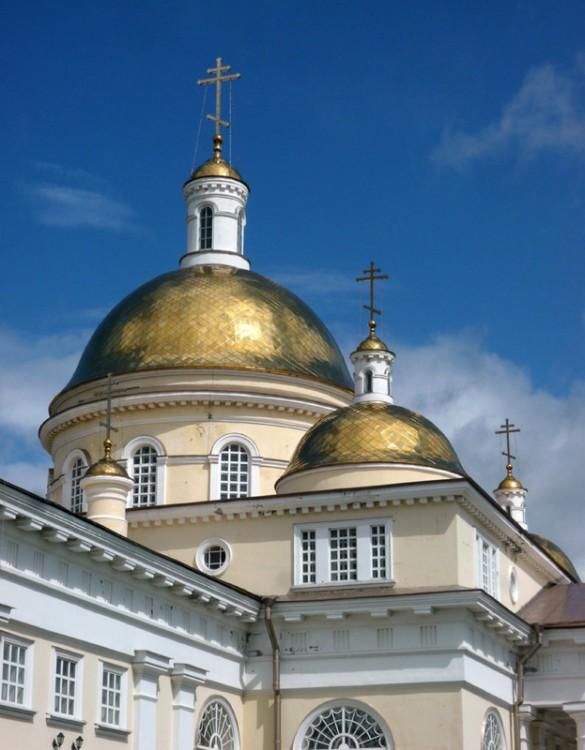 Собор Спаса Преображения, Невьянск