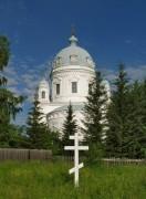 Церковь Александра Невского - Шурала - Невьянский район - Свердловская область