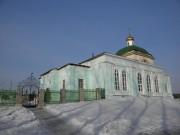 Церковь Троицы Живоначальной - Курьи - Сухоложский район - Свердловская область