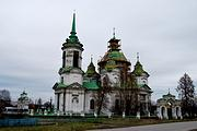 Церковь Николая Чудотворца - Быньги - Невьянский район - Свердловская область