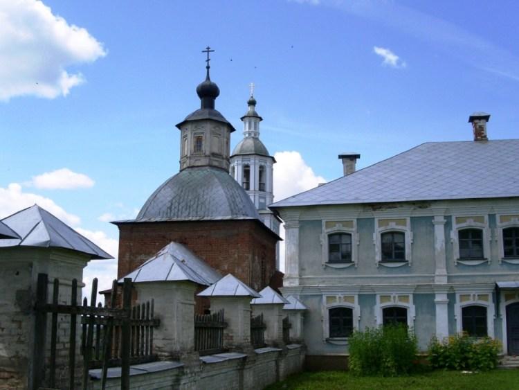 Церковь Казанской иконы Божией Матери, Хмелита
