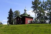 Волговерховье. Ольгинский монастырь. Церковь Николая Чудотворца