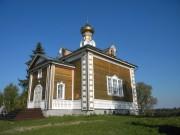 Ольгинский монастырь. Церковь Николая Чудотворца - Волговерховье - Осташковский район - Тверская область
