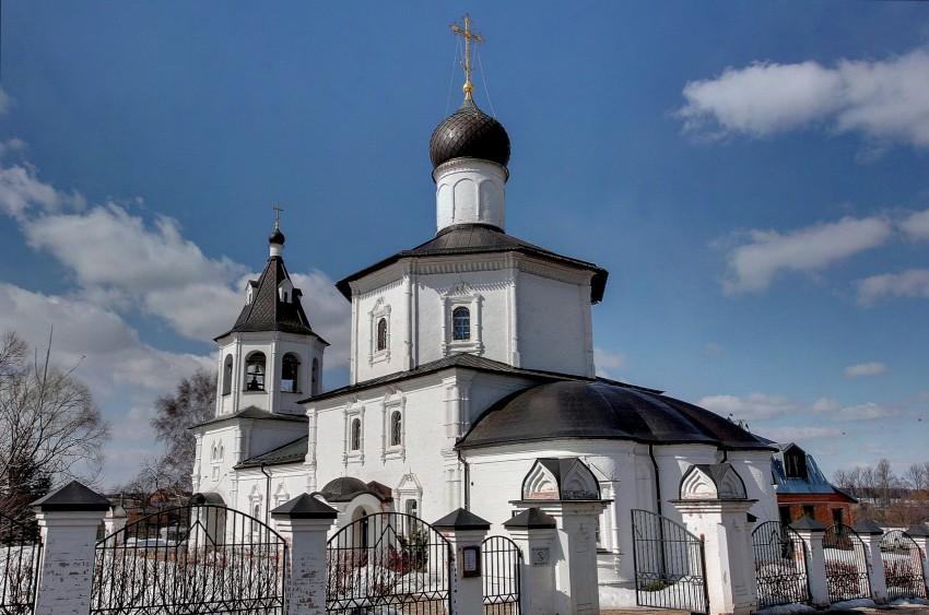 Церковь Михаила Архангела-Станиславль-Ленинский район-Московская область