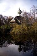 Церковь Николая Чудотворца - Доможирово - Лодейнопольский район - Ленинградская область