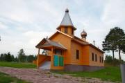 Церковь Сретения Господня - Юксовичи (Родионово) - Подпорожский район - Ленинградская область