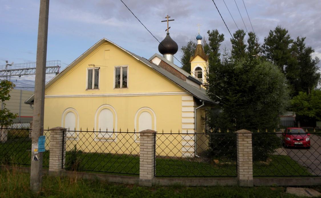 Церковь Николая Чудотворца, Мга