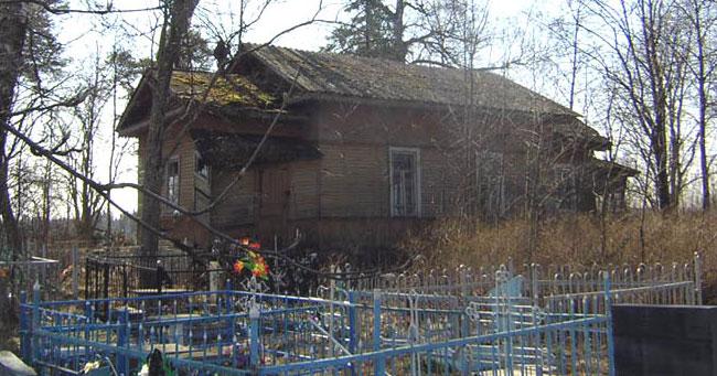 Церковь Николая Чудотворца и Арсения Коневского, Большое Стремление