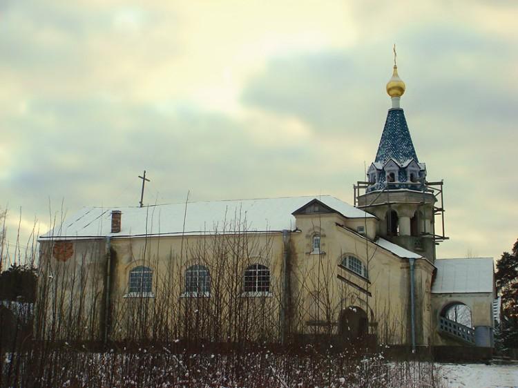 Церковь Николая Чудотворца, Лебяжье