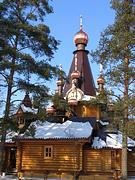 Церковь Спаса Преображения - Лужки - Выборгский район - Ленинградская область