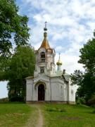 Сенно. Троицкий скит. Церковь Троицы Живоначальной