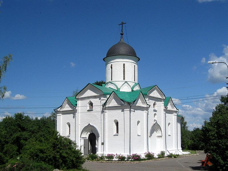 Церковь Успения Пресвятой Богородицы-Клин-Клинский район-Московская область