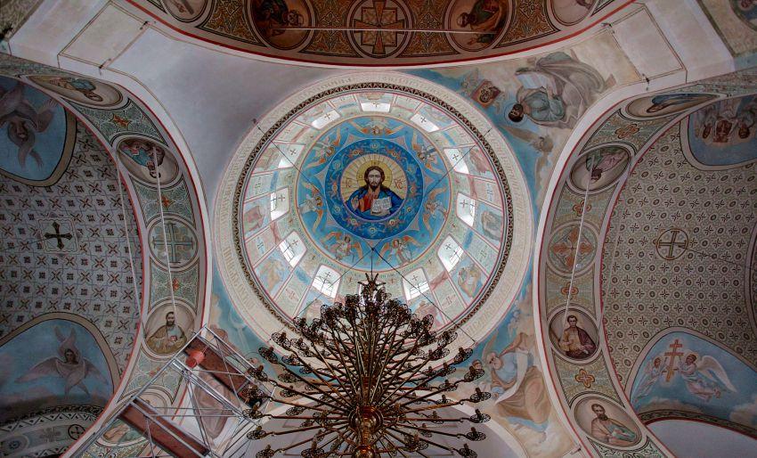 Церковь Спаса Преображения, Спас-Заулок
