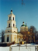 Церковь Спаса Преображения - Спас-Заулок - Клинский район - Московская область