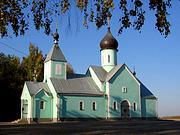 Вербовский посёлок. Илии Муромского, церковь