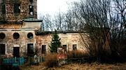 Церковь Воздвижения Креста Господня - Игрищи - Ярославский район - Ярославская область